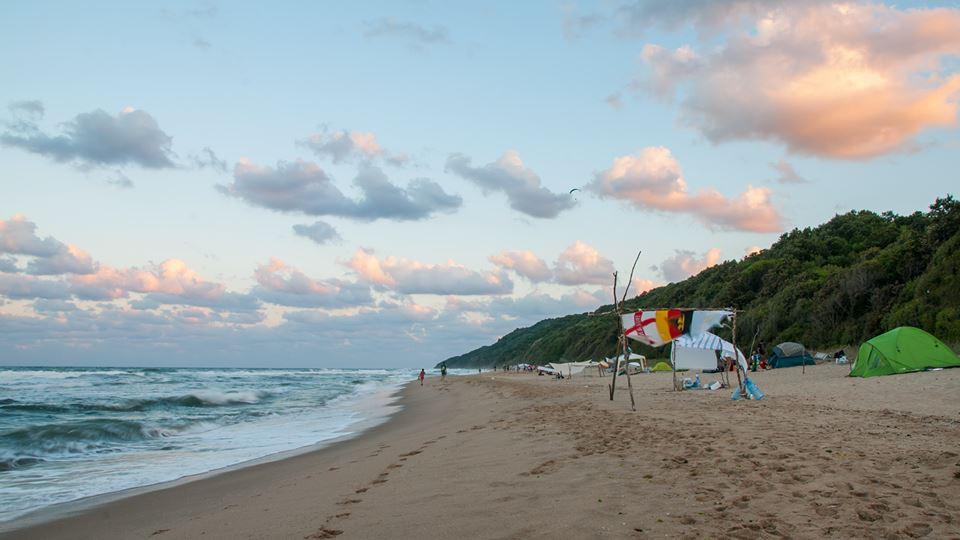 Иракли - плажът на свободата