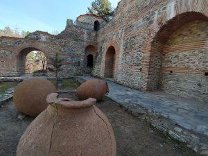 Крепостта Хисарлък