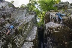 Боянският водопад е място и за алпинизъм. Снимка: ToGood Photos