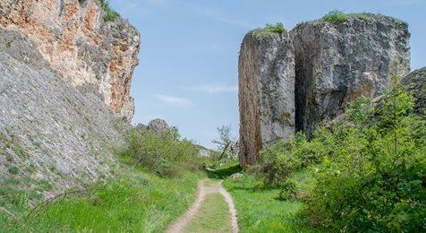 Екопътека Чернелка – каньонът до Горталово